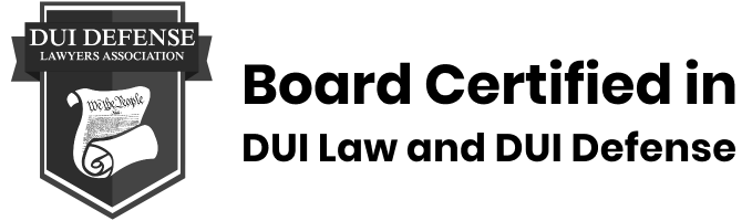 DUI Lawyers Association - Board Certified in DUI and DWI